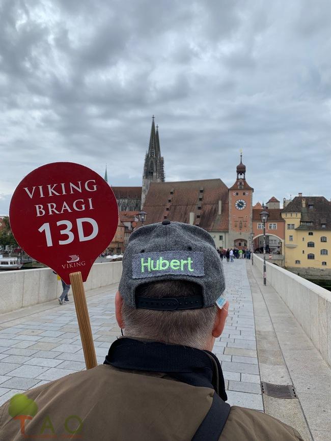 Hubert guide regensburg