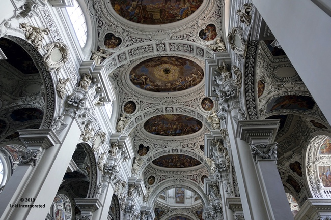 Passau St Stephen's Cathedral