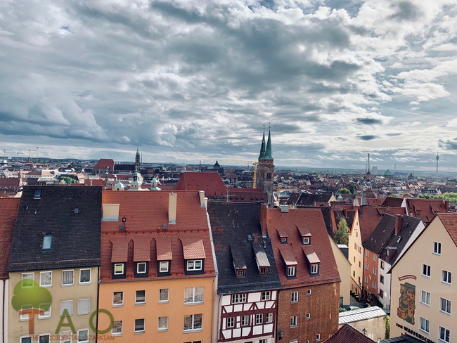 Viking River Cruise Day #6: Nuremberg