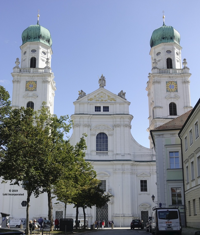 St Stephans Cathedral Passau