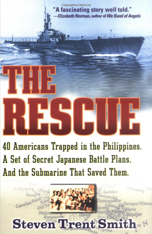 book the rescue