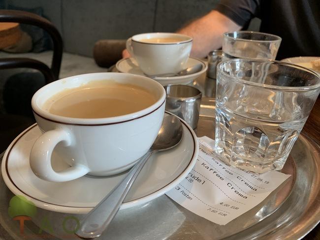 coffee in regensburg