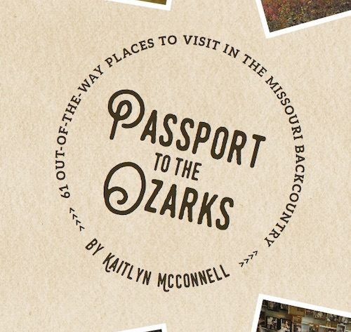 Passport to the Ozarks book cover