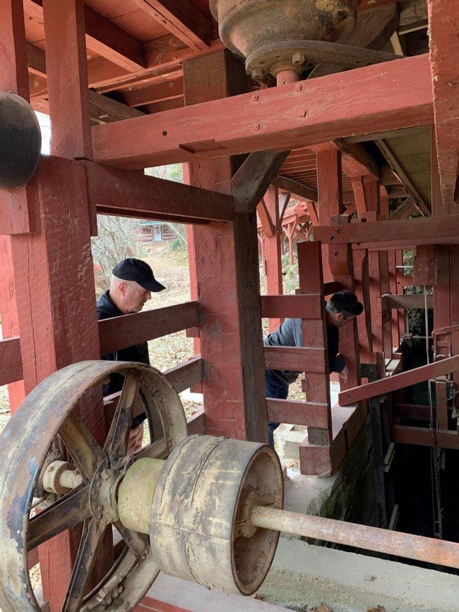 Under Hodgson Mill