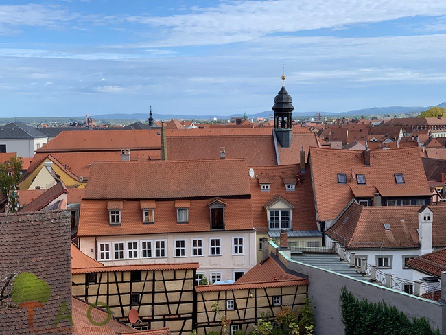 View of Bamberg
