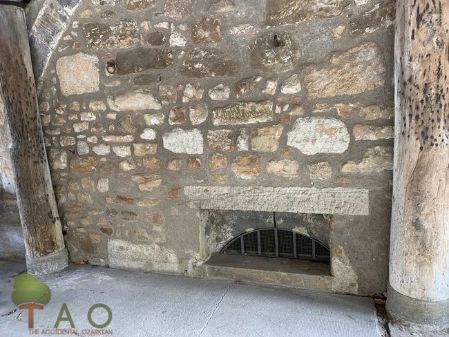 blacksmith fireplace bamberg