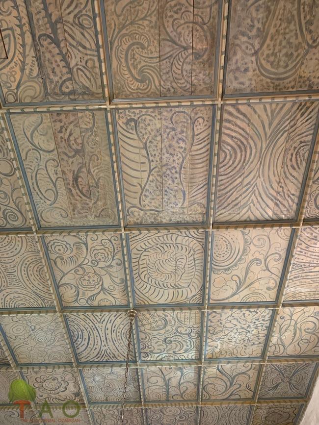 ceiling st anna chapel zeil