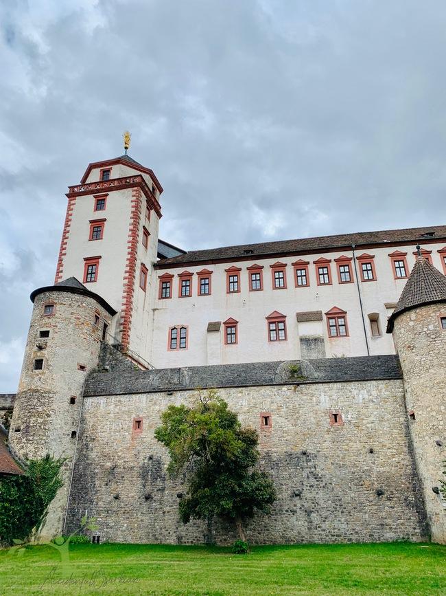 Marienberg Fortress Wurzburg