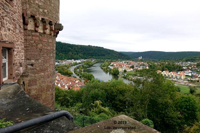 River view Wertheim
