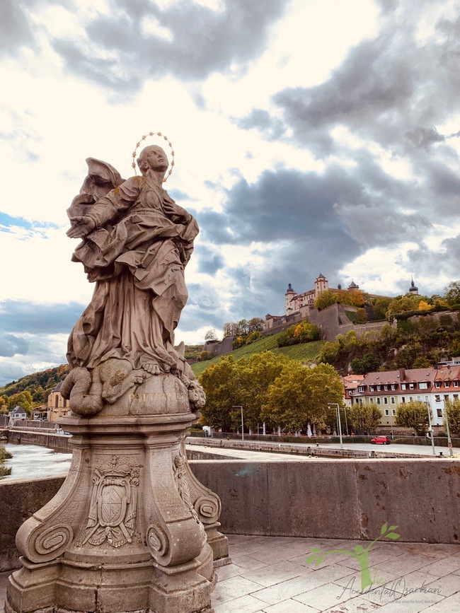 Viking River Cruise Day #8: Würzburg, Germany
