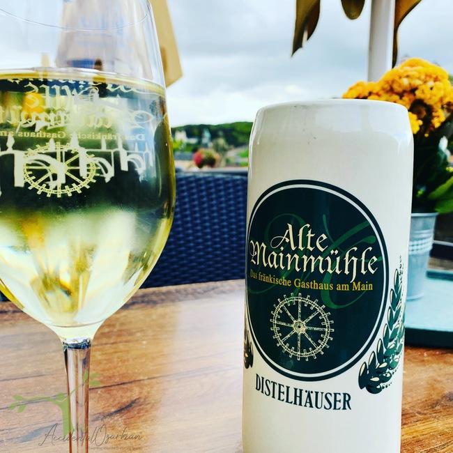 wine alte mainmuhle