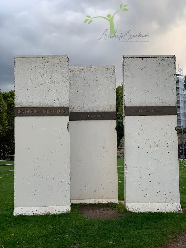 Berlin Wall Koblenz