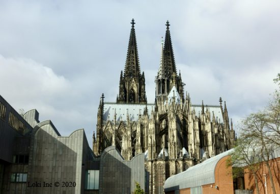 Viking River Cruise Day #11: Cologne, Germany