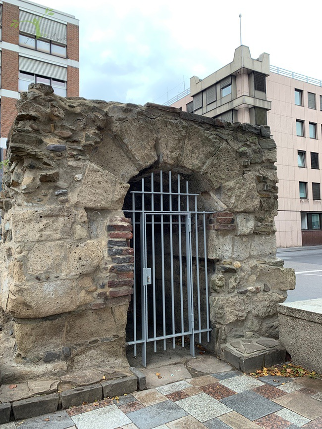 roman sewer cologne