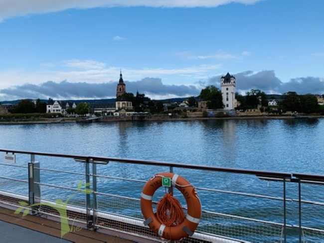 Viking River Cruise Day #10: Koblenz, Germany
