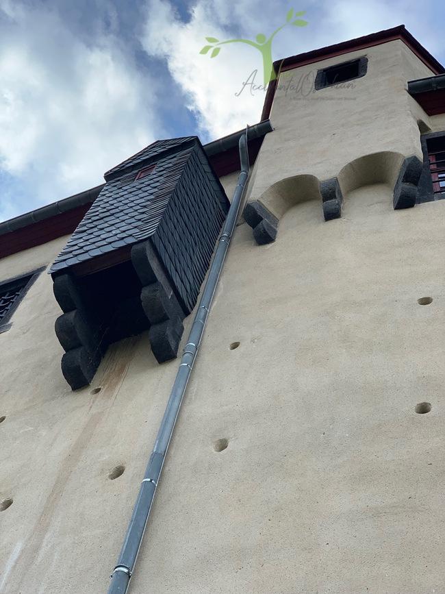 privy Marksburg castle