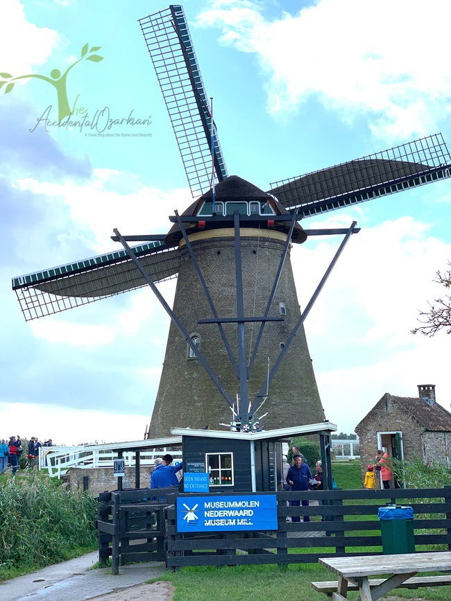 Viking River Cruise Day #12: Kinderdijk Windmills