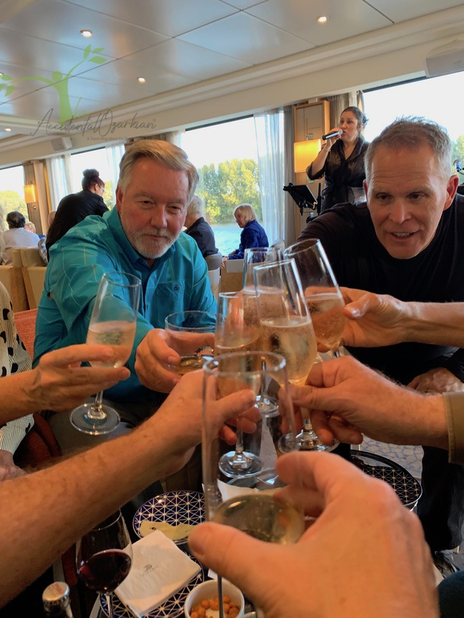 Viking Cruise friends