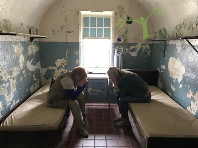 interior prison cell msp