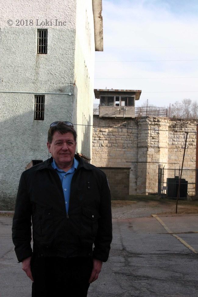 Jack Osborne at Missouri State Penitentiary 2006