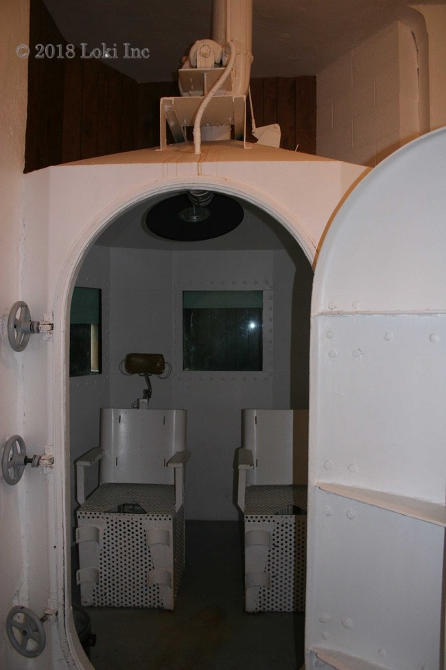 gas chamber MSP 06