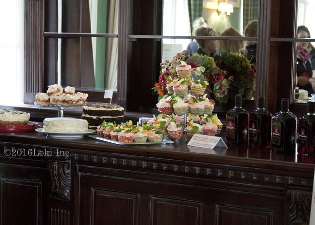 cakes at chelsea bun club