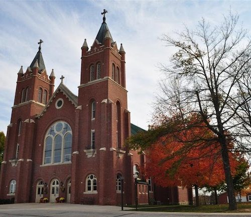 Holy Family Church Freeburg MO