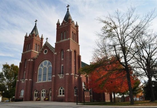 A Visit to Holy Family Church in Freeburg