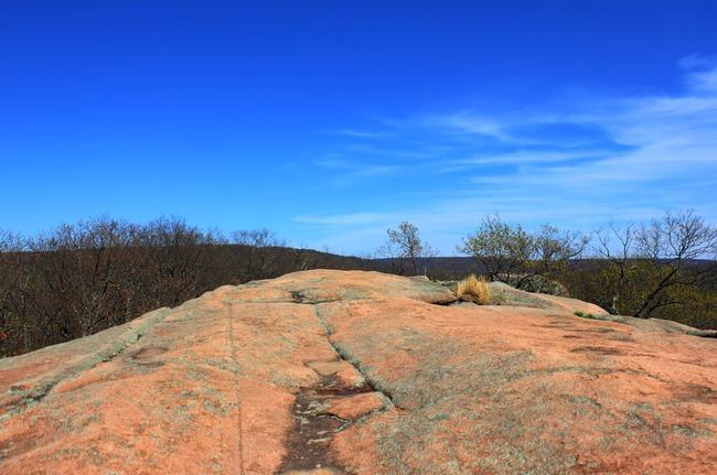 Elephant Rock edge