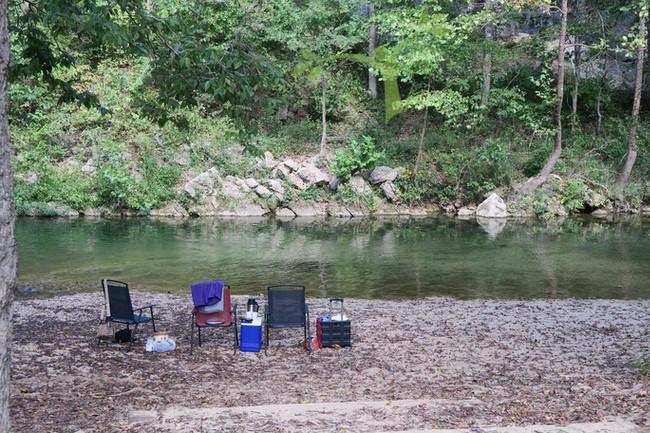 picnic creekin