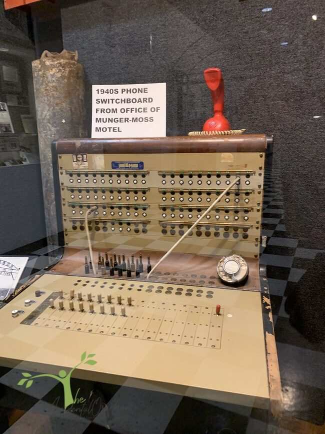 old switchboard