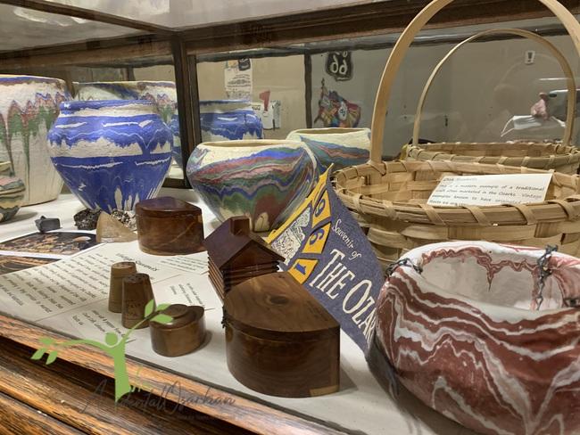 Ozark tourist pottery route 66 museum