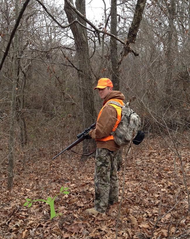Lt Alec deer hunt
