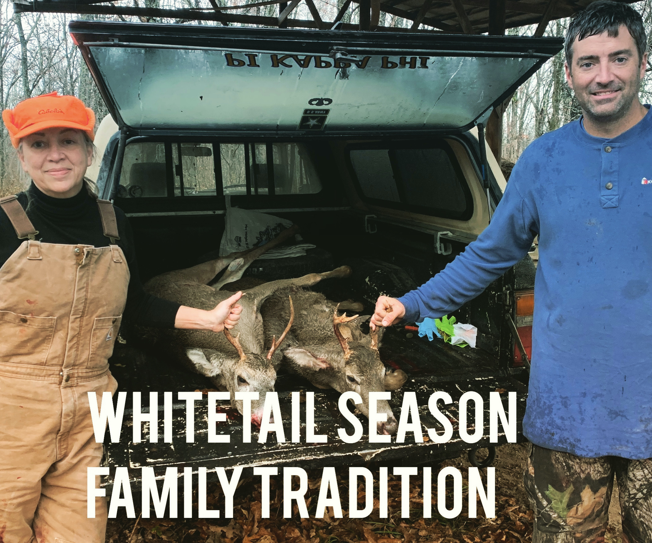deer hunting in the Ozarks whitetail