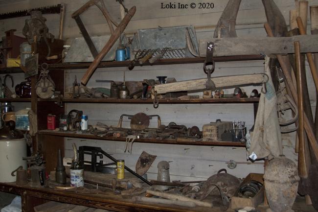 assortment on shelves general store topaz