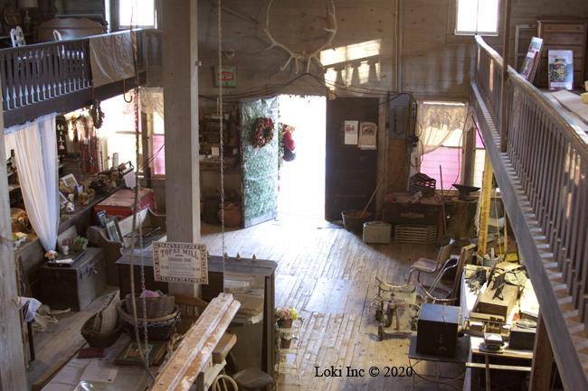 Topaz Mill General Store