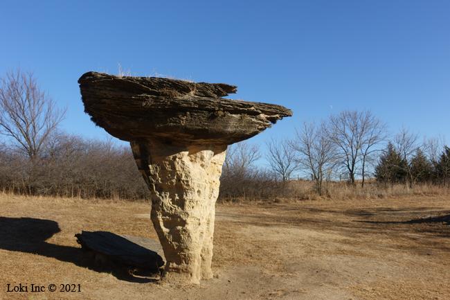 Mushroom Rock State Park