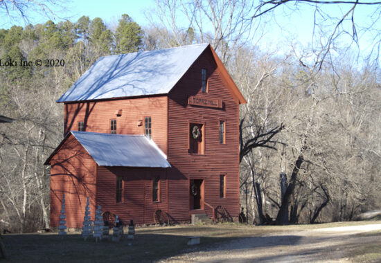 A Visit to Topaz Mill