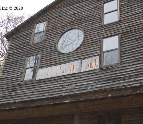 Hammond Mill front upper