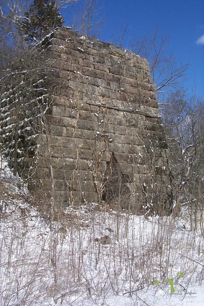 Iron smelter Newburg MO
