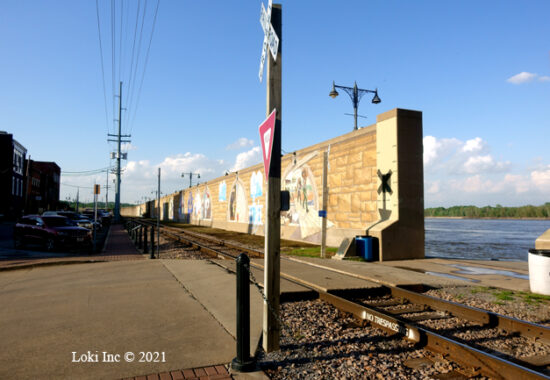 The Great Wall of Cape Girardeau