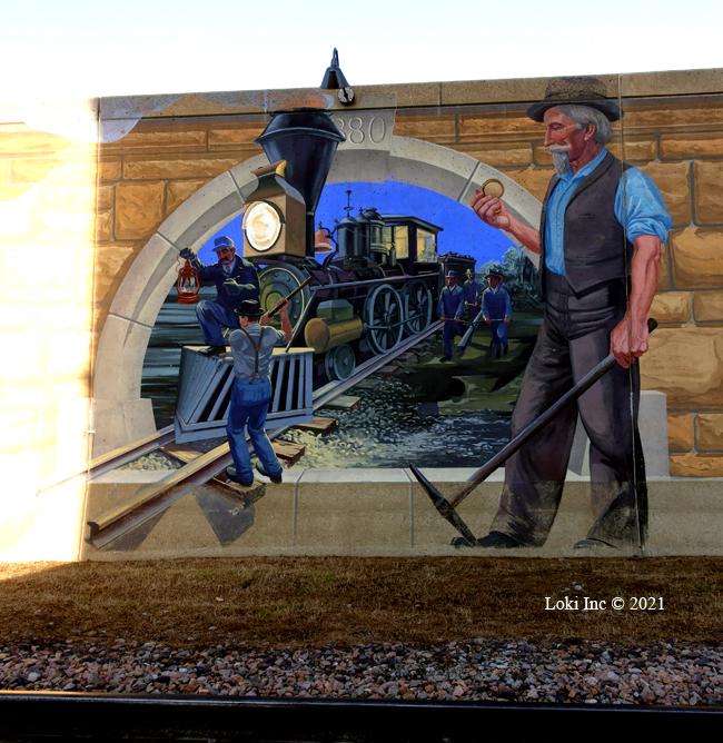 Missouri River Tales Railroad