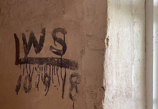 Bollinger Mill Graffiti from the Past