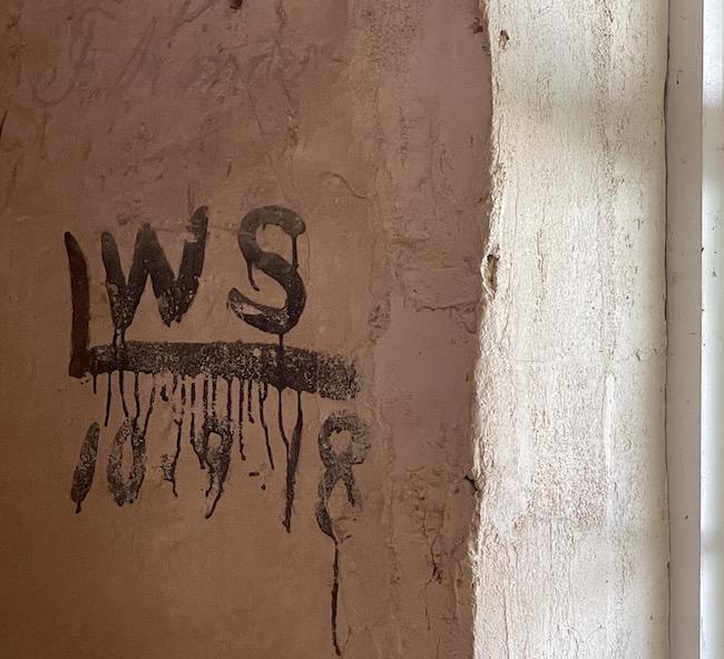 LWS initials mill